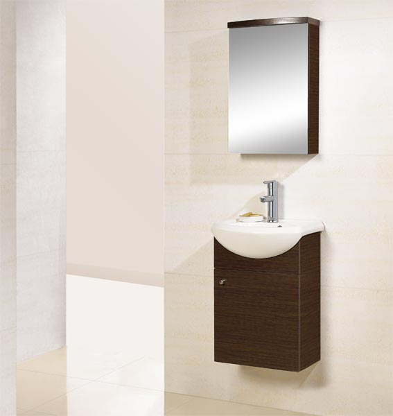 Compact Space Saving Vanity Perfect For Your Small Bath Project