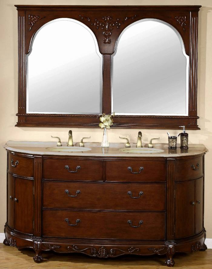 72-Inch And Over Vanities
