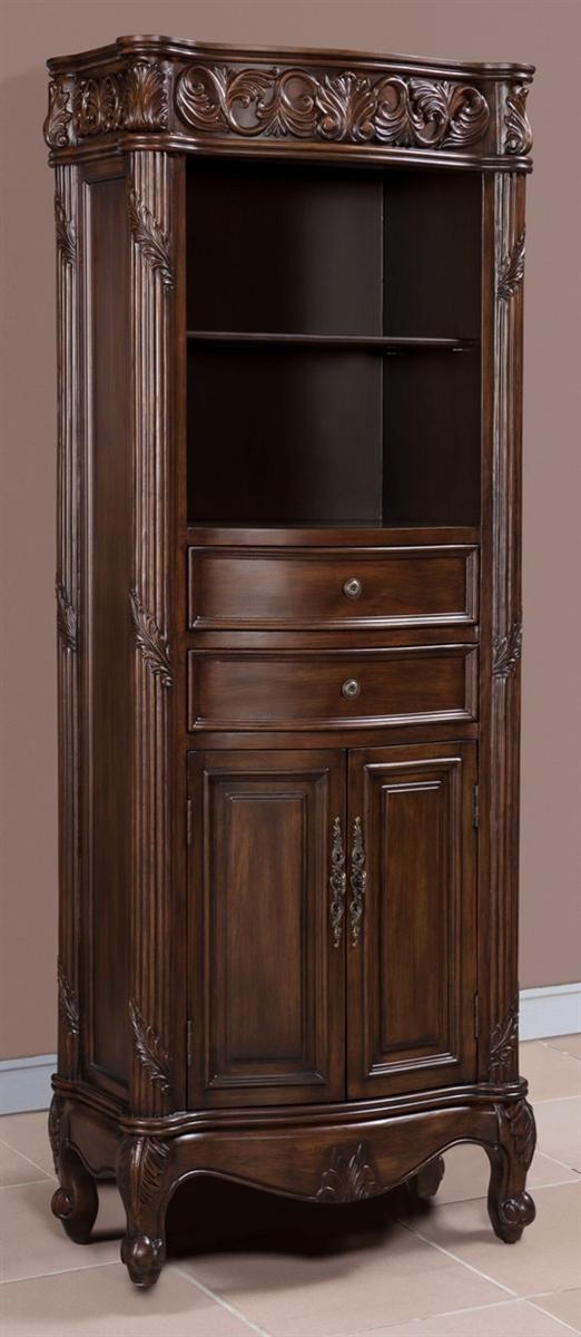 65in Kessler Vanity Vanity With Hutch Antique