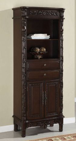 Bathroom Linen Cabinets Tower Bath