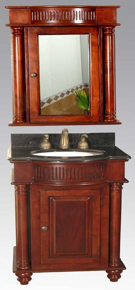 Julia Sink Vanity  24 inch vanity  Solid Wood Vanity