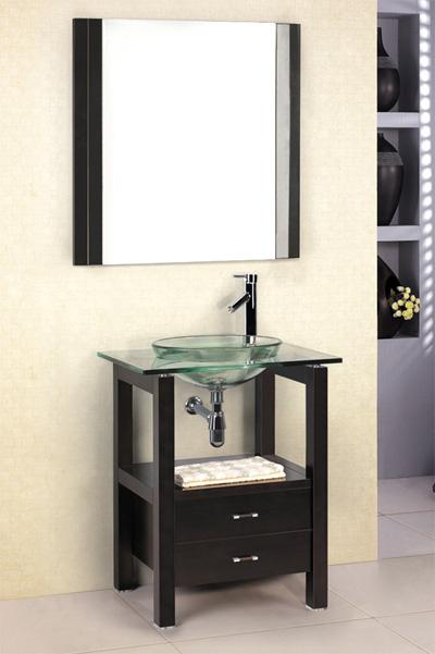 gold waterfall bathroom faucet