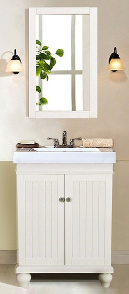 Narrow Depth Vanity 15 To 20 In Dept Vanity Space