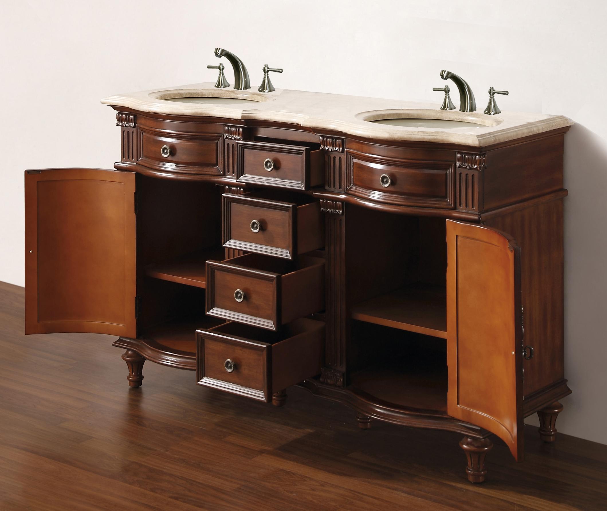 55inch Norwalk Vanity | Special Vanity Sale | Bathroom ...