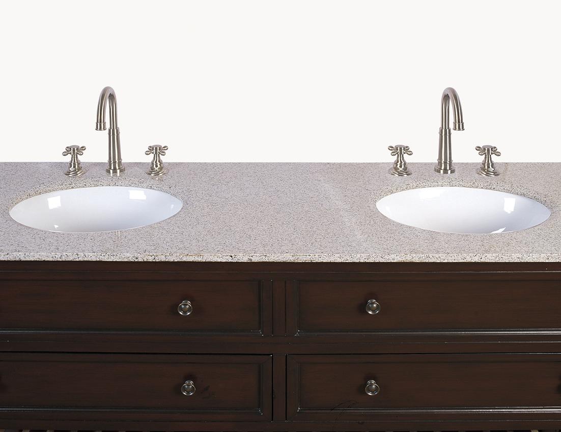 68 Inch Double Vanity Double Sink Vanity