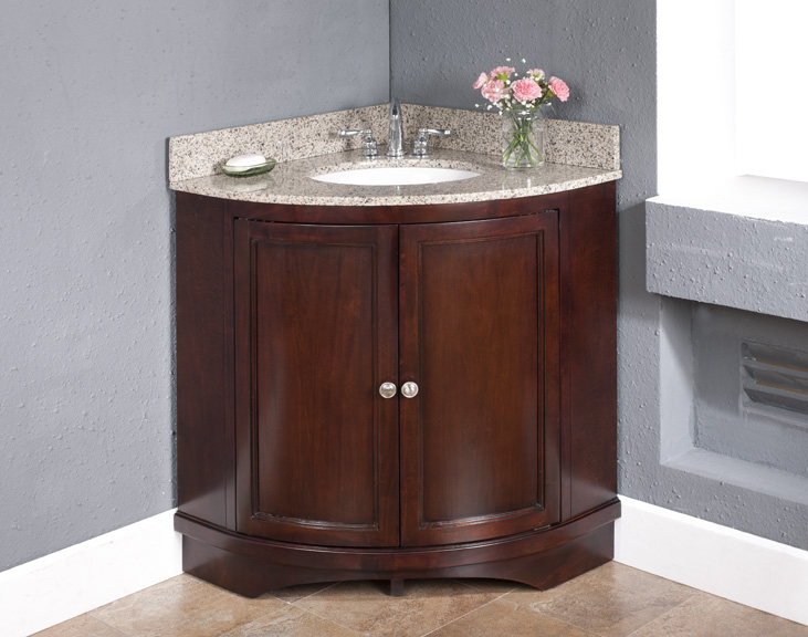 24 Inch Bathroom Vanity Combo