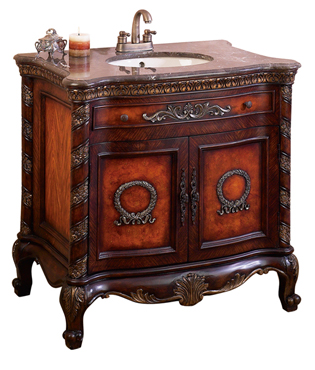 34 Inch Bruges Vanity Bathroom Sink Cabinet Bathroom Sink Cabinets