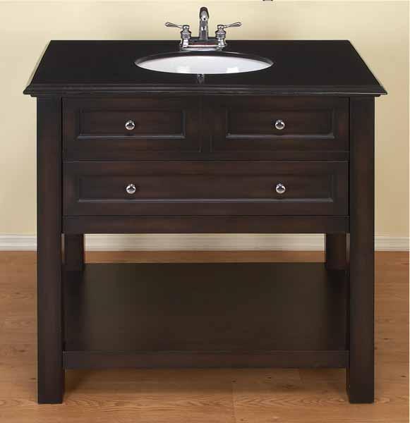 73-Inch Mira Vanity | Double Sink Console | Bathroom Vanity Console