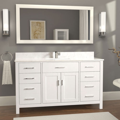 for vintage bathroom vanity transitional 16 inch wide bath vanity