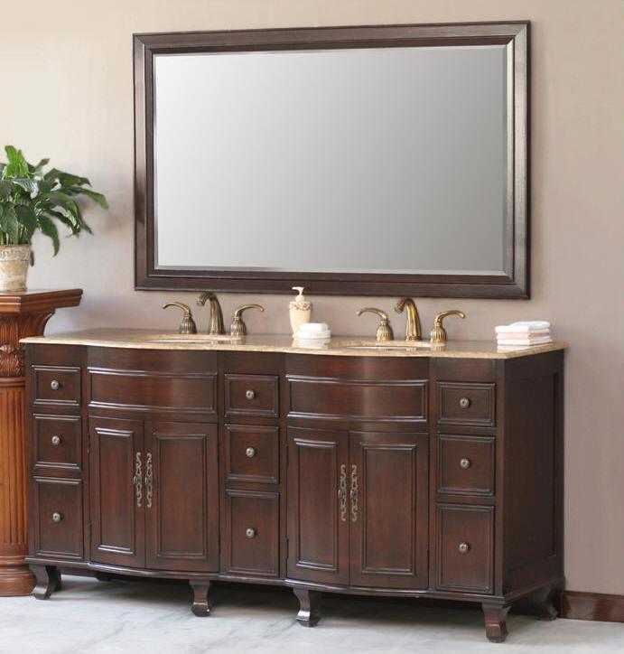 72-inch Vicky Vanity | Double Sink Vanity | Double Sink ...