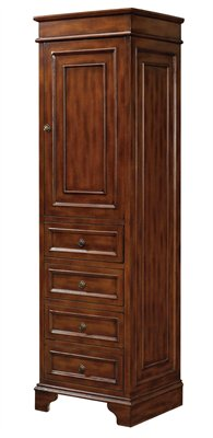 Bathroom Linen Cabinets | Bathroom Linen Tower | Bath Storage ...