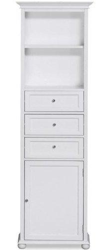 Bathroom Linen Cabinets | Bathroom Linen Tower | Bath Storage Furniture