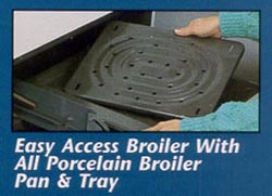 Easy Access Broiler