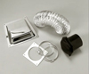 Splendide #VI-D401AC Deluxe Dryer Vent Kit for vented combo washer-dryers and compact clothes dryers