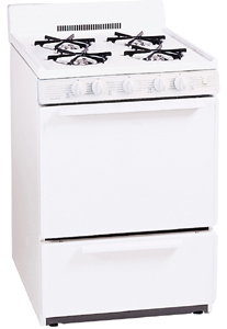 White Oven Range SCK 1000 and GCK 1000